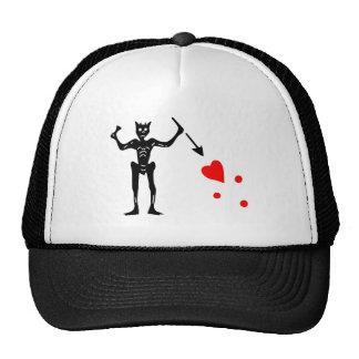 The Blackbeard Authentic Flag Trucker Hat