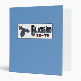The Blackbird Binder