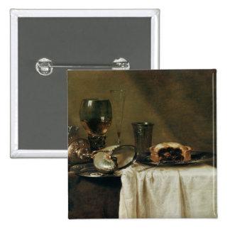 The Blackcurrant Tart, 1635 Button