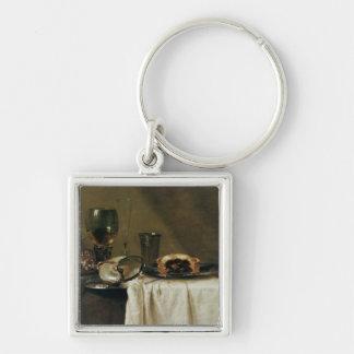 The Blackcurrant Tart, 1635 Keychain