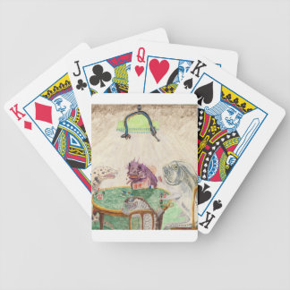 The Blackjack Players Bicycle Playing Cards