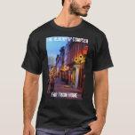 The Blacktop Complex Deluxe Tee-Shirt T-Shirt