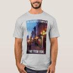 The Blacktop Complex Dual Tee-shirt Combo T-Shirt