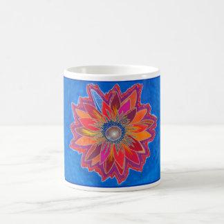 The Blazing Lotus Mug