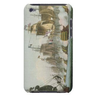 The Ble of Trafalgar, 21st October 1805, engrav iPod Touch Case-Mate Case