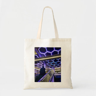 The Bleecker Street Subway Station Tote Bag