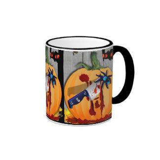 The Bleeding Pumpkin Mug