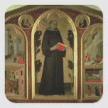 The Blessed Agostino Novello Altarpiece Stickers