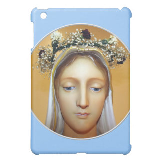 The Blessed Virgin Mary Statue ( May Crowning ) iPad Mini Cases