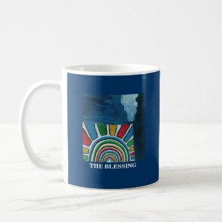 THE BLESSING CLASSIC WHITE COFFEE MUG