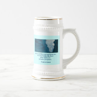 THE BLESSING 18 OZ BEER STEIN