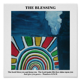 THE BLESSING POSTERS