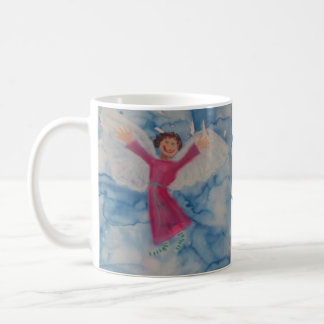 The blessing's angel - blessing coffee mug