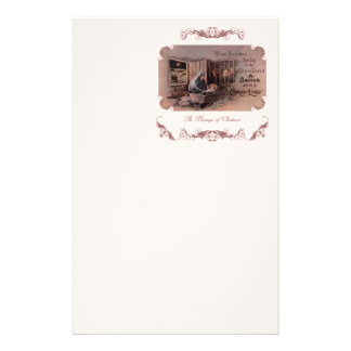 The Blessings of Christmas Stationery