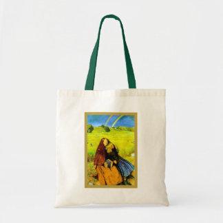 The Blind Girl ~ John Everett Millais Canvas Bag