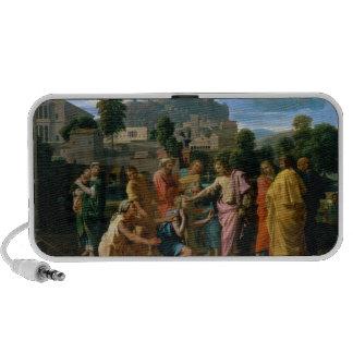 The Blind of Jericho Laptop Speaker