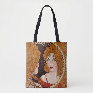 The Blind Pig Vintage Artwork Tote Bag