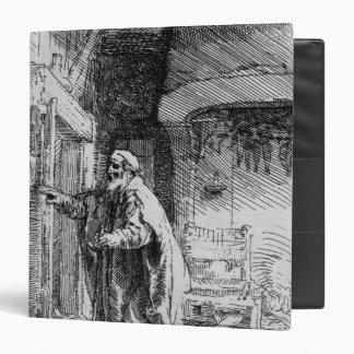 The blind Tobit, 1651 Binder