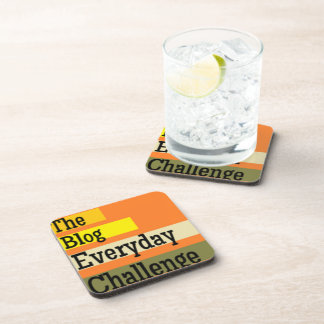 The Blog Everyday Challenge Cork Coasters