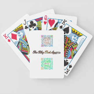 The Blog That Am! Playing Cards