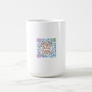 The Blog That Am! QR Code Mug