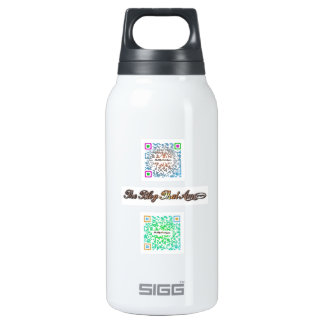 The Blog That Am! Thermos Water Bottle