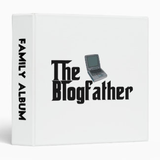 The Blogfather 3 Ring Binder
