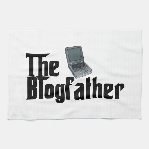 The Blogfather Kitchen Towels