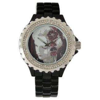 the blond Geisha Wrist Watch