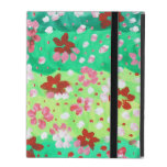 The Blossoming Flowers 2014 iPad Air Case iPad Folio Cover