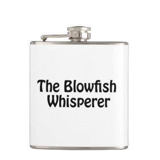 the blowfish whisperer flasks