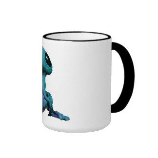 The Blue Alien Cult Mug