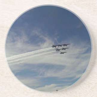 The Blue Angels Coaster
