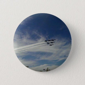 The Blue Angels Pinback Button