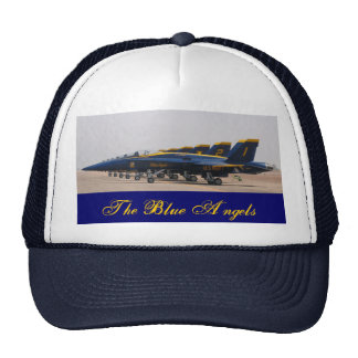 The Blue Angels Trucker Hat