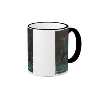 the blue bathers coffee mugs