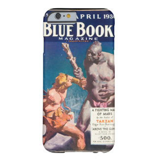 The Blue Book Magazine _April 1930_6_Pulp Art Barely There iPhone 6 Case