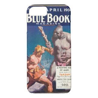 The Blue Book Magazine _April 1930_6_Pulp Art iPhone 7 Case