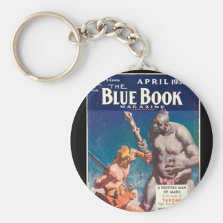 The Blue Book Magazine _April 1930_6_Pulp Art Keychain