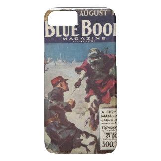 The Blue Book Magazine _August 1930_3_Pulp Art iPhone 7 Case