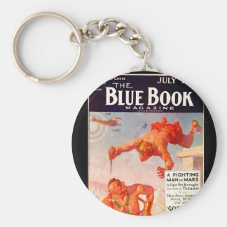 The Blue Book Magazine _July 1930_5_Pulp Art Keychain
