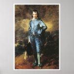 The Blue Boy, c. 1770 Thomas Gainsborough Print