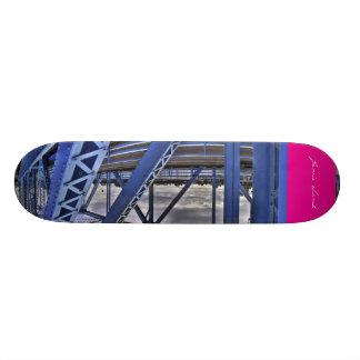 The Blue Bridge is Falling Skate Board