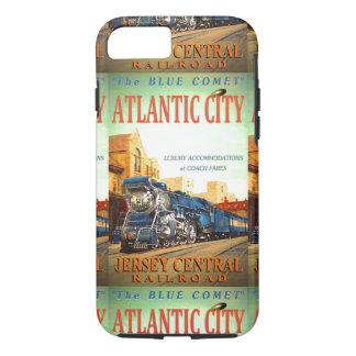 The Blue Comet Train iPhone 7 Case