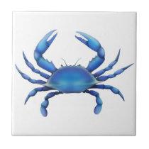 The Blue Crab Tile