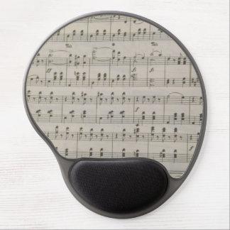 The Blue Danube Waltz Gel Mouse Pad