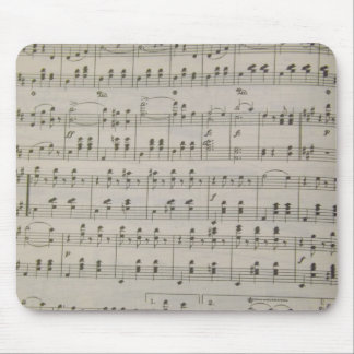 The Blue Danube Waltz Mouse Pad