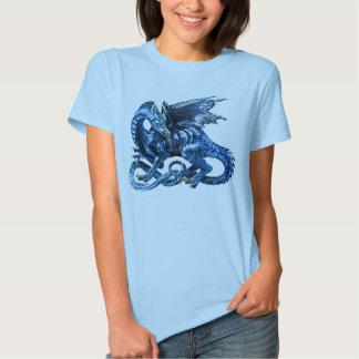 The blue dragon - t-shirts
