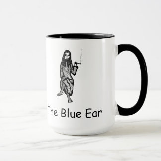 The Blue Ear Mug