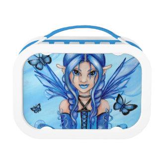 """""""The Blue Fairy"""" fantasy lunchbox Yubo Lunchbox"""